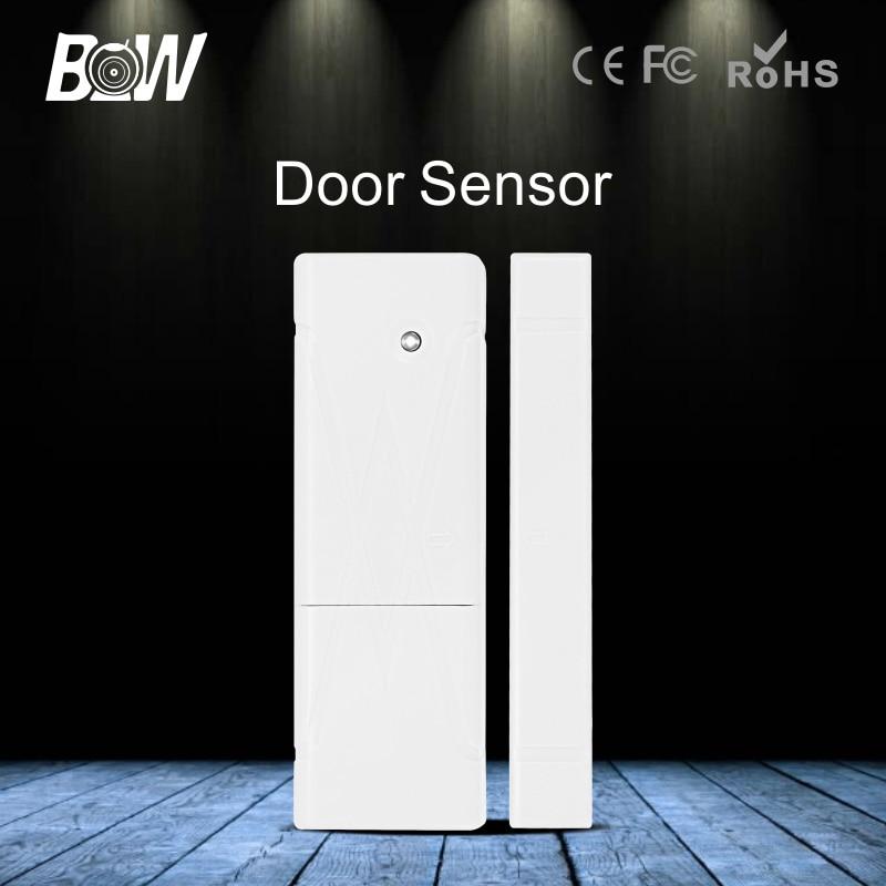 Wireless Wifi Mini Door Sensor with Battery Security Automatic Alarm System Window Sensor Accessory Siren for