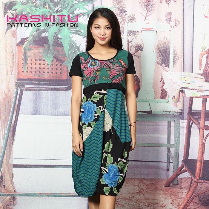 Beauty Fashion Group: 2019 Kashitu European And American Fashion Beauty Printing