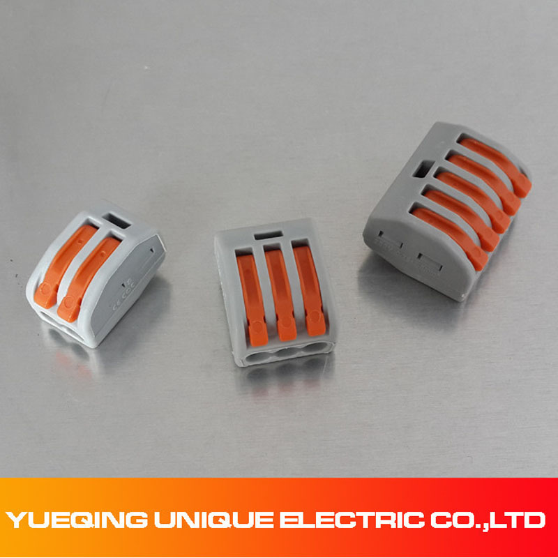 wago 222 412 3 5 universal compact wire wiring connector 2 3 5 rh sites google com Automotive Wire Connectors Automotive Electrical Connectors