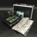 LCD Ionic Cleanse Pro Dual Unit Detox Aqua Foot Bath Spa