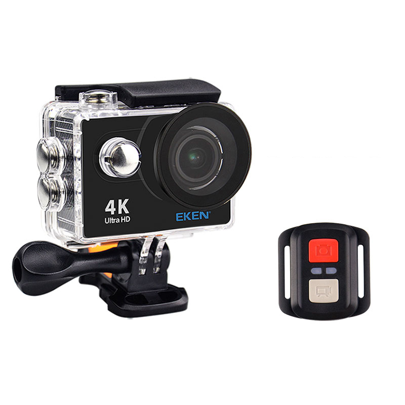 EKEN Original Ultra HD 4K 25FPS Wifi Action Camera 30M waterproof APP 1080p underwater go Helmet extreme pro sport cam eken original ultra hd 4k 25fps wifi action camera 30m waterproof app 1080p underwater go helmet extreme pro sport cam