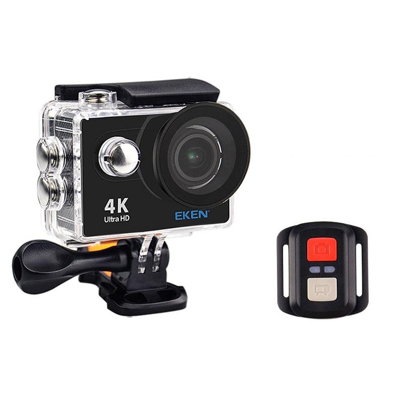 EKEN Originale Ultra HD 4 K 25FPS Wifi Action Camera 30 M impermeabile APP 1080 p subacquea andare Casco estremo pro sport cam