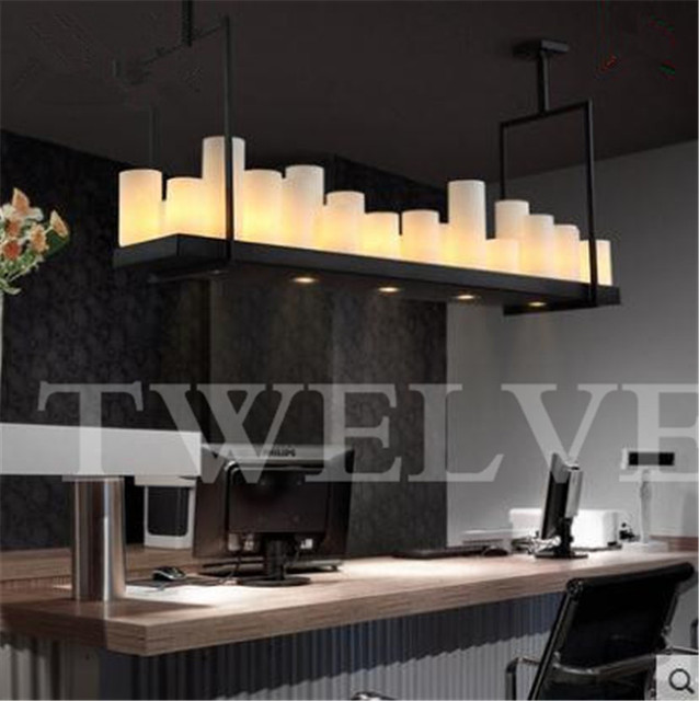 Altar by Kevin Reilly Collection Candle Hanging Light Pendant Lamp ...