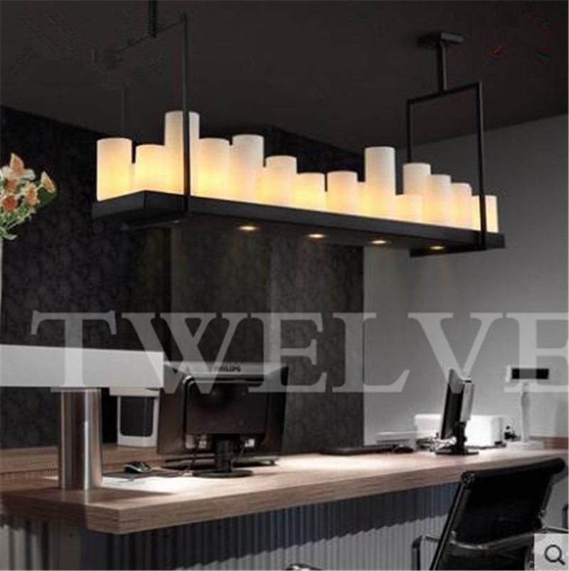 Altar By Kevin Reilly Collection Candle Hanging Light Pendant Lamp  Suspension Lighting Fixture For Dining Room