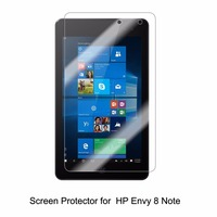 Clear LCD PET Film Anti Scratch Anti Bubble Touch Responsive Screen Protector For Tablet Hp HP