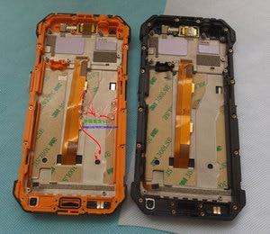 Image 2 - Оригинальный ULEFONE ARMOR 3 3 Вт ЖК дисплей + сенсорный экран дигитайзер + рамка в сборе Новый ЖК дисплей + сенсорный дигитайзер для ARMOR 3WT ARMOR 3T