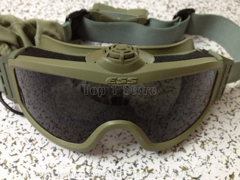 f10f52b8e4d High quality ESS Crossbow Outdoor Sports Army Bullet proof goggles fan anti  fog eyewear military ess sunglasses goggles xiaomi-in Sunglasses from  Apparel ...