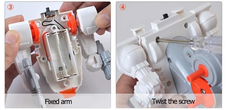 Robot Toys Electric #E 13