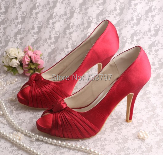 2392c86c80f (20 Colors)Wedopus Custom Handmade Brand Name Purple Wedding Shoes High  Heels Party Pumps -in Women s Pumps from Shoes on Aliexpress.com