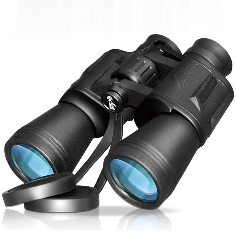 20x50 Binoculars Professional Night Vision Binoculars Telescope Hunting Camping Telescopio Powerful Zoom Focus HD Telescopio powerful professional binoculars baigish 20x50 military telescope lll night vision telescopio hd high power zoom for hunting