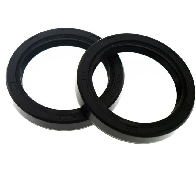 US $5 16 14% OFF|Motorcycle Front Fork Damper oil seal For YAMAHA DT125  RD350 XS400 Shock absorber Motorbike-in Falling Protection from Automobiles  &