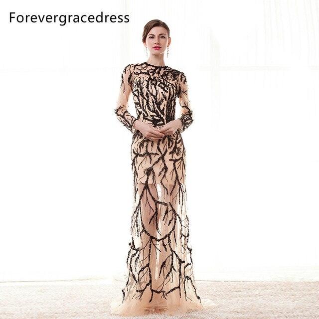 Forevergracedress Echt Bilder Sexy Luxus Prom Kleid Heißer Verkauf ...