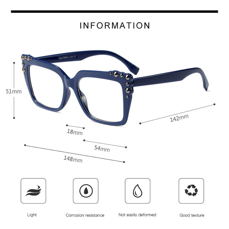 Fashion Woman Acetate Optical Eyeglasses for Women Prescription Glasses Frame Female Colorful Spectacles Brand Designer in Women 39 s Eyewear Frames from Apparel Accessories
