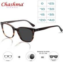 Myopia Sunglasses Photochromic Finished Men Women Eyeglasses Frame with color Lens Sun glasses Eyewear -1 -1.5
