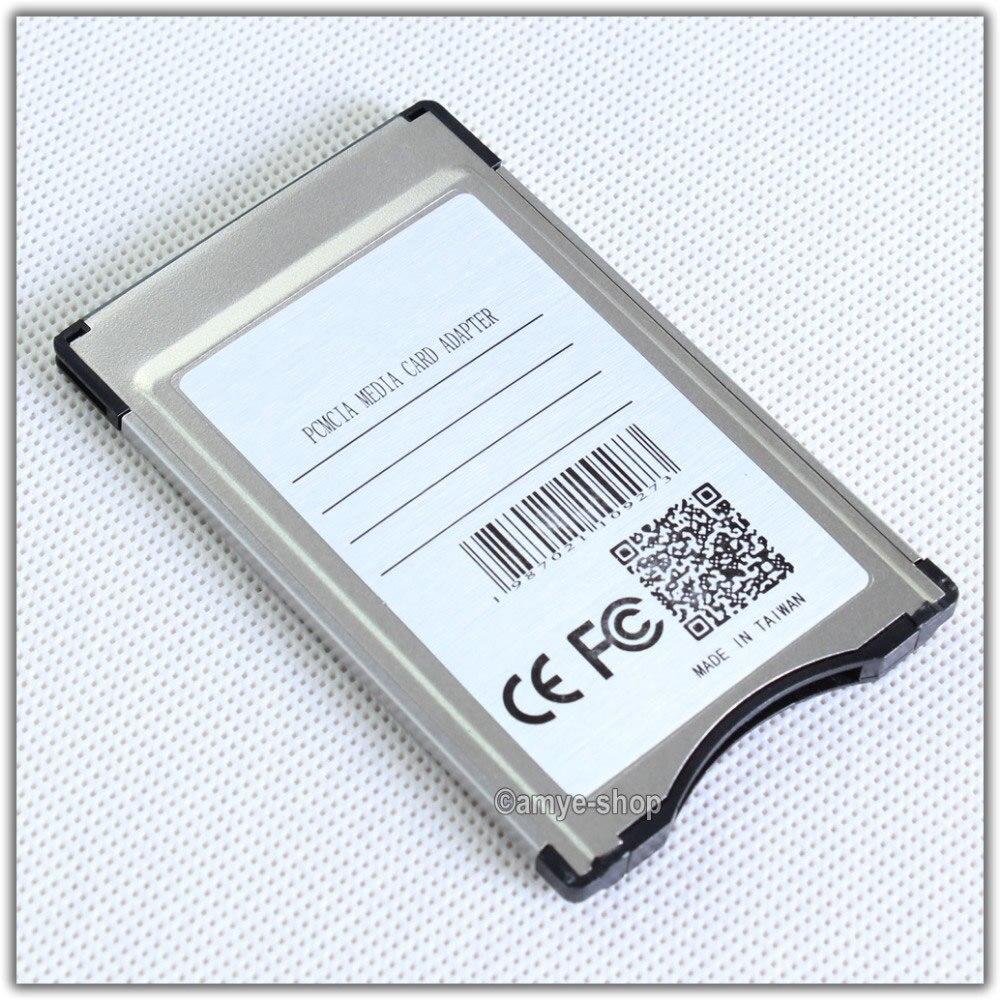 Reyann PCMCIA Convertir à SD Adaptateur De Carte Pour Mercedes Benz S E C GLK CLS Classe COMMANDE Système APS avec PCMCIA Slot soutien 32 GB