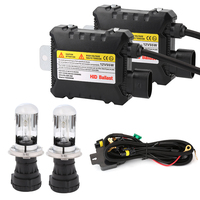 55W H4 Bi Xenon HID Bixenon Replacement Bulb Lamp HID Ballasts H4 3 Hi Lo 4300k