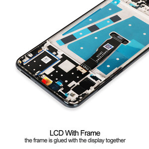 Image 4 - For Huawei P30 Lite LCD Display+Touch Screen 100% New Digitizer Screen Glass Panel Replacement For Huawei P30 P 30 Lite Display
