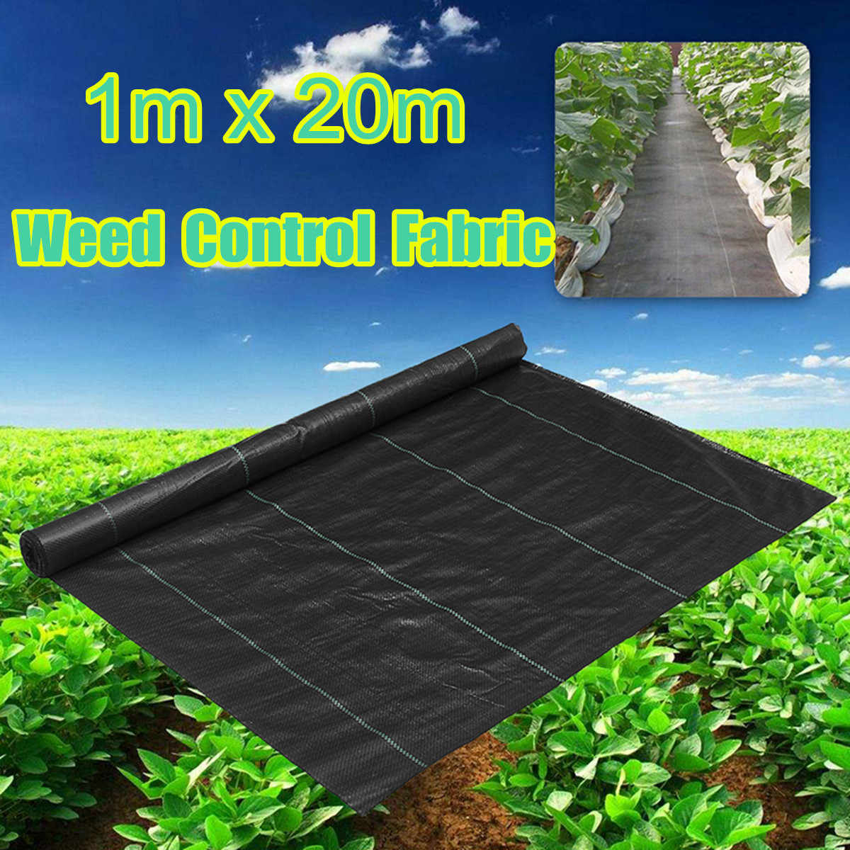 Detail Feedback Questions About Garden Weeds Control Fabric Anti