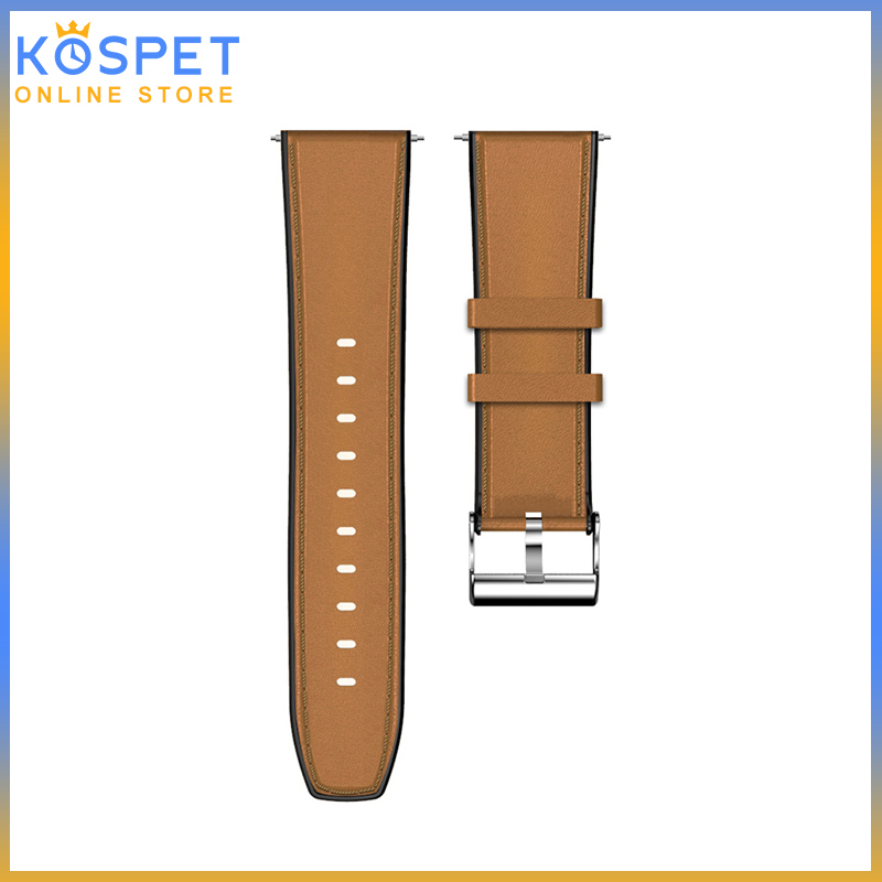 KOSPET Smartwatch-Strap Phone Pro/brave Hope/optimus 24mm Silicon for Men Head-Layer