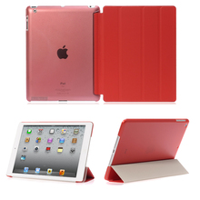 Ultra Slim Coque For iPad 2 iPad 3 iPad 4 Case Magnetic Stand A1430 A1458 PVC+TPU 360 Case for iPad 2 3 4 Smart Flip Cover 9.7'' стоимость