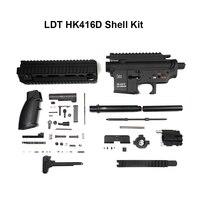 Zhenduo игрушка LDThk416kit игрушка гель мяч пистолет аксессуары для детей Открытый хобби Бесплатная доставка