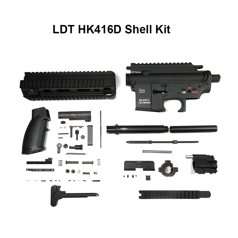 Zhenduo Toy LDThk416kit Toy Gel Ball gun Accessories Children Outdoor Hobby Free Shipping For Christmas Gift zhenduo toy xm316 split gun body toy gel ball gun accessories free shipping