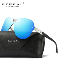 EZREAL Hot Selling Fashion Polarized Outdoor Driving Sunglasses For Men Glasses Brand Designer With High Quality