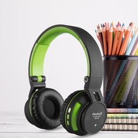 Headphones With Microphone For IPhone Xiaomi Stereo Bluetooth Headset For Mobile Phone TV PC Mp3 Player