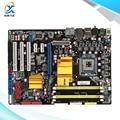 Para asus p5ql-e original usado p43 motherboard desktop para intel socket lga 775 ddr2 16g sata2 usb2.0 atx on venda