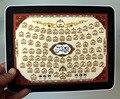 80 capítulos Máquinas juguetes de Aprendizaje islámico, Quran árabe aprendizaje juguetes Pad, Musulmán juguetes para niños juguetes Educativos tableta para niños