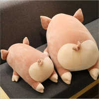 Lovely Pig PP Cotton Stuffed Plush Toy Soft Plush Pillow Pig Soothing Doll Birthday Gift For Children