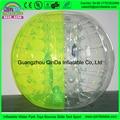 Игрушки для детей диаметр 1.2 м ТПУ материал бампер футбол