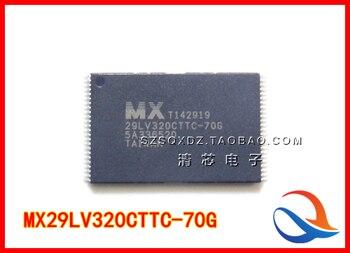50Pcs MX29LV320CTTC-70G New