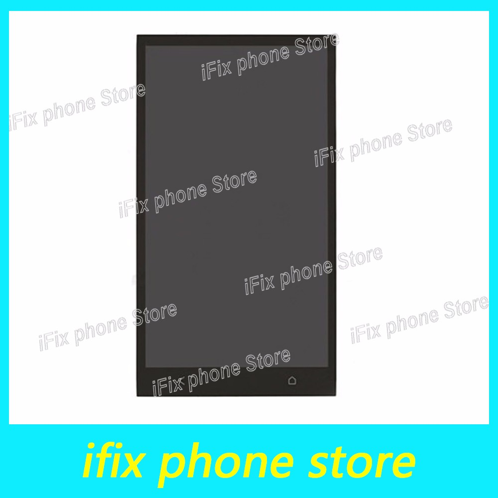 3 pcs/lot 100% Working Full LCD + Touch Screen Digitizer Assembly For HTC One M7 801E Black Repair Free shipping + Tracking NO