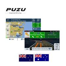 Sistema Android 8G GPS MAP card con Australia/Nueva Zelanda mapa para android coche dispositivo GPS de navegación para automóviles