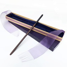 Quality New style Wizarding World Narcissa Malfoy Wand Harry Potter Wand with a Gift Box wizarding world of magic wand wand magic luna lovegood wand with box