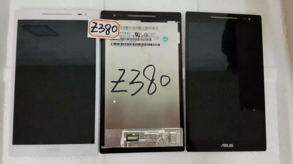For ASUS ZenPad 8.0 Z380 Z380KL Z380C New Full LCD Display Monitor + Digitizer Touch Panel Screen Glass Assembly White Black