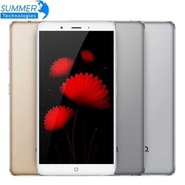 "Original Nubia Z11 Max Mobile Phone Snapdragon 652 Octa Core 6.0"" 4000mAh 16MP 4GB RAM 64GB ROM 4G LTE Smartphone"