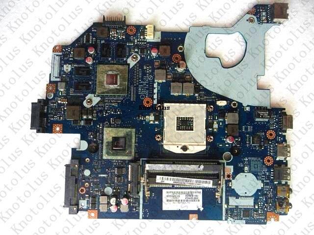 MBRCG02006 P5WE0 LA 6901P for font b Acer b font Aspire 5750 5750G laptop motherboard MB