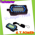 G.T. Power Model Profession RC Motor Tachometer RPM Model Airplane+free shipping
