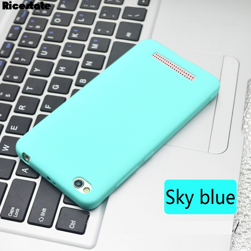 For Xiaomi Redmi 4A Redmi 5A Clear TPU And Siod Color Case For Xiaomi Redmi 4A 5A Back Cover Protect Skin Silicon Case
