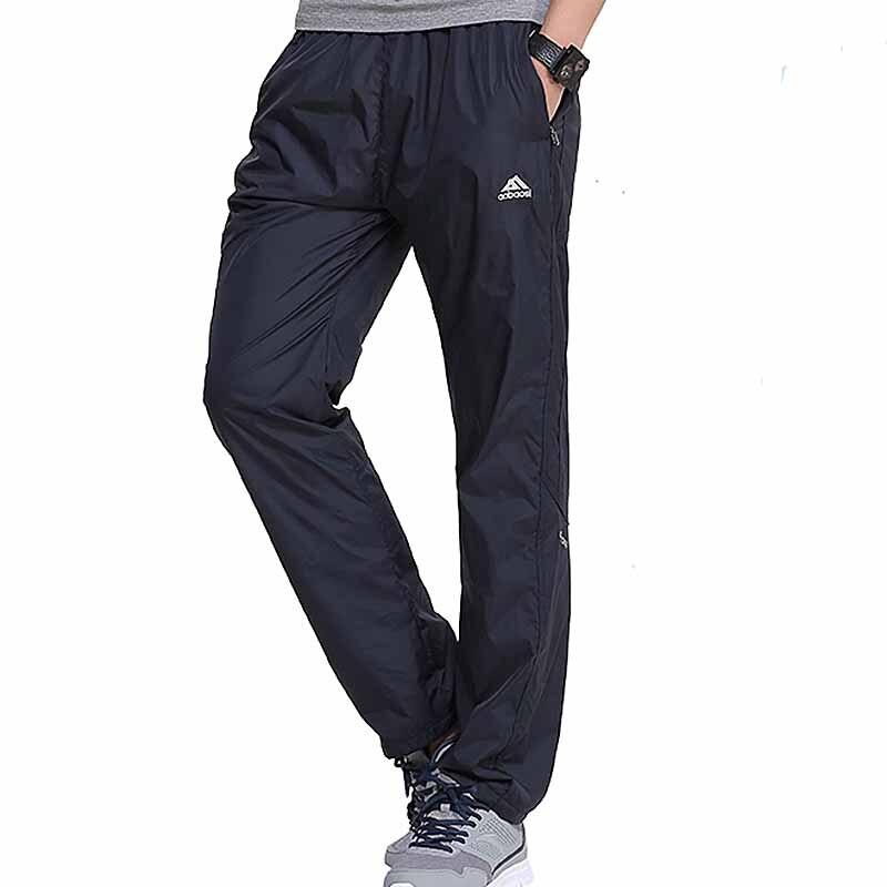2018 Primavera Autunno Nuovi Pantaloni Casual Abbigliamento Sportivo Uomo Pantaloni Degli Uomini Pantaloni Di Grandi Dimensioni Pantaloni Della Tuta Pantaloni Cargo Uomini I Consumatori Prima