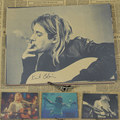 Vintage Paper Retro anime poster - nirvana kurt cobain -Posters/kid cudi poster/Vintage Home Wall sticker Decor 30*21CM