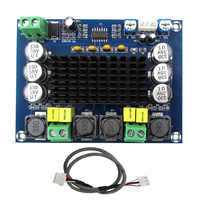 TPA3116D2 High Power Digital Verstärker Modul Dual-Kanal Amplificador 2*120W Bord Sound Verstärker Audio für Lautsprecher stereo