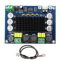 TPA3116D2 Módulo de amplificadores digitales de alta potencia Amplificador de doble canal 2*120W Amplificador de sonido para altavoces estéreo