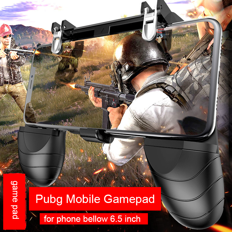 Back To Search Resultsconsumer Electronics Mobile Game Controller Dzhostik For Cell Phone Fortnited Free Fire Pubg Joystick Gamepad L1 R1 Button For Celular Iphone Gaming Distinctive For Its Traditional Properties