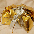 10/20/50pcs Wholesale Organza Gift Bags Wedding Party Xmas Candy Bag Jewelry Packing Gift DIY Party Decoration