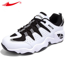 2016 new basketball shoes sports sneakers on hard court height increasing cushioning for men comfortable zapatillas de basquet