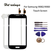 Touch Screen Digitizer Front Glass Sensor Panel For Samsung Galaxy Grand GT i9082 i9080 Neo i9060 i9062 i9063 Parts With Tool