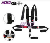 K8 8002 3 Inch 5 point SFI 16.1 Rated Latch Link Car Auto Racing Sport Seat Belt Safety Racing Harness